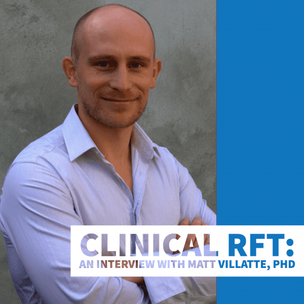 Clinical RFT An Interview with Matt Villatte Product Image